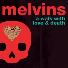 Melvins - A Walk With Love And Death [New Vinyl LP] Gatefold LP Jacket, Pink, Vi