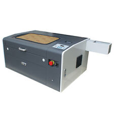 NEW! 50W Laser Tube CO2 USB LASER ENGRAVING CUTTING MACHINE 500*300mm