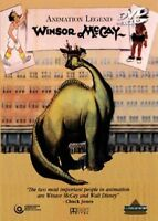 Winsor McCay: Animation Legend (DVD) EVERY FILM HE'S DONE ! Little Nemo - RARE !