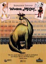 Winsor McCay: Animation Legend (DVD) EVERY FILM HE'S DONE ! Little Nemo - RARE !