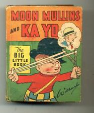 Moon Mullins and Kayo     Big Little Book     1933      Whitman