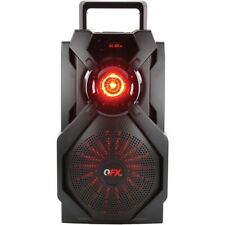 Qfx Pbx-6 6-Inch Portable Rechargeable Bluetooth Party Speaker With App Control