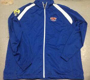 Super Bowl XLIV 44 Jacket 2XL NFL New Orleans Saints Colts Brees Manning ESPN