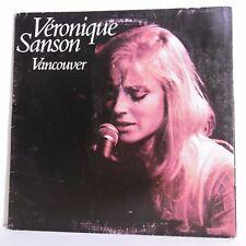 """33T Veronique SANSON Disque Vinyle LP 12"""" VANCOUVER - ELEKTRA 52 031 F Rèduit"""