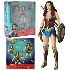 Mafex NO 48 Wonder Woman Collection Figurines Medicom Toy Action Figure Playset