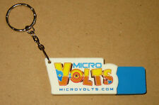 Micro Volts MicroVolts H.A.V.E. Online RockHippo Productions promo Keychain