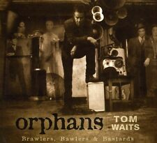 Tom Waits - Orphans: Brawlers Bawlers & Bas [New CD] Holland - Import