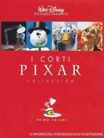 I CORTI PIXAR collection primo volume DISNEY classici DVD film NUOVO italiano