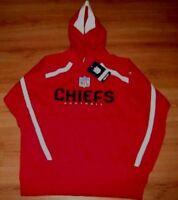 Kansas City Chiefs Hoodie Medium Authentic NFL Embroidered Logos