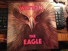 LP Waylon Jennings  >Eagle< OUTLAW COUNTRY KULT   RARE VINYL 1990 Holland NM
