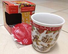 Tazza Mug Natale Mug con SottoTazza Natale