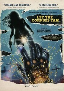 Let the Corpses Tan [New DVD]