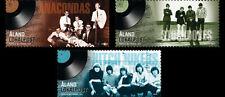 Aland 2014   golden age of Music boekje met 3 series    postfris/mnh