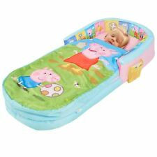 PEPPA PIG AND GEORGE MY FIRST READY BED - KIDS CAMPING AIR BED NEW