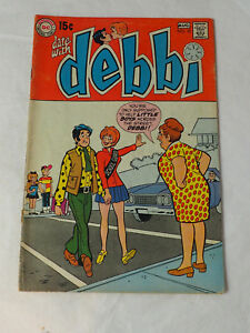 Date With Debbie August No.10  DC Comics,