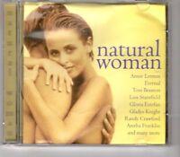 (HO106) Natural Woman, 20 tracks various artists - 1995 CD