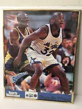 "Vintage 1992 Shaquille O'Neal Poster Orlando Magic Shaq 20"" x 16"""
