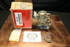 NOS Holley 2bbl Carburetor Model 2110 for 1956 Ford Passenger Auto or Man Trans