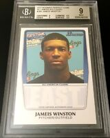Jameis Winston 2011 Perfect Game Bowman RC graded BGS PSA 9 2013 Heisman winner