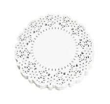 More details for white paper doilies 7.5