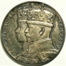 1910 1935 King George V Silver Jubilee Medal with Box #11750