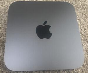Apple Mac Mini 2018 Space Grey (8GB RAM, 128GB SSD, Intel Quad-Core i3 3.6Ghz)