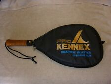 Pro Kennex Racquetball Racquet And Cover - Used - Graphite Blaster Optimum Size