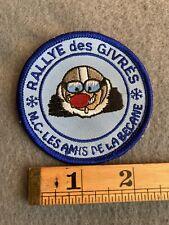 Rallye Des Givrés M.C. Les Amis De La Becane Patch A7