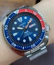 SRPA21K1 Prospex Turtle PADI Automatic Diver Pepsi Bezel Blue Dial Watch
