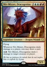 MRM FRENCH Niv-Mizzet, dracogénie - Dracogenius MTG magic C17