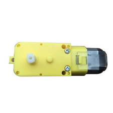 Dc 3-6V Electric Reduction Dual Shaft Gear Motor Fit Smart Car Robots Toy