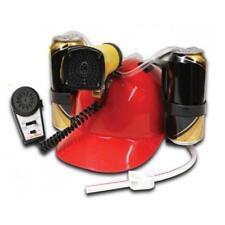Megafon Trinkhelm Mikrofon 6 Soundeffekten Bierhelm Saufhelm Megaphone Saufen