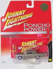 JOHNNY LIGHTNING R1 PONCHO POWER 1961 PONTIAC CATALINA 421 #1