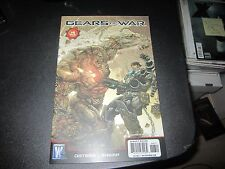 GEARS OF WAR #6 1ST PRINT RARE COMIC!! SEE MY OTHERS!