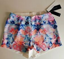 Women's Floral Dress Shorts