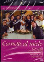 Dvd **CORNETTI AL MIELE** con Lando Buzzanca nuovo 2000