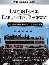 Lady in Black: The Story of Darlington Raceway (DVD, 2011)