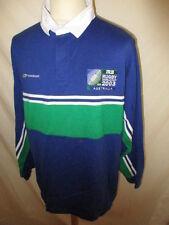 Camiseta de rugby copa mundial Australia Reebok vintage 2003 talla XL
