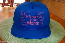 Vintage Lowes RDC 999 Employee of the Month, New hat net 100-810