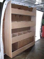 Mercedes Vito LWB Van Storage Accessories Van Racking Plywood Shelving