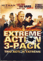 EXTREME ACTION 3-PACK (BILINGUAL) (BOXSET) (DVD)