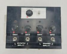 Vintage Diy Kit Varipak Chassis Piano Synth Patchbay Dip 06-0147B Xp 4739Cp Ic