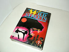 WILD STREETS new factory sealed PC Big Box videogame by Titus