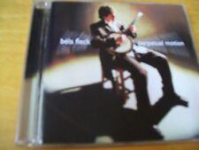BELA FLECK PERPETUAL MOTION  CD SONY SCARLATTI BACH PAGANINI