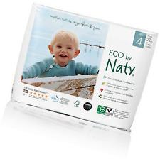 Naty Por Naturaleza BabyCare Tamaño 4 Eco Tire de Pantalones, Pantalones 22
