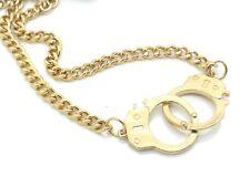 Handcuff Pendant Women Necklace