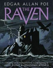 The Raven : A Pop-Up Book by Edgar Allan Poe (2016, Book, Other)