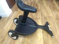 Babyzen Yoyo+ Board (Black) w/Swivel Wheels, Seat, Barely Used Only Indoors