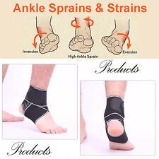 Ankle Sprains Strains Support Brace Stabilizer Straps Foot guard Splint