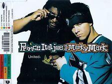 PRINCE ITAL JOE FEAT. MARKY MARK : UNITED / 4 TRACK-CD